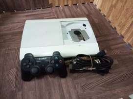 Dijual Ps 3 Super Slime Cech-4000B HDD 160Gb Warna (Putih)