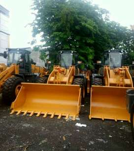 Jual Wheel Loader Lonking 1,7 Kubik Weichai Engine Power 92 Kw Murah