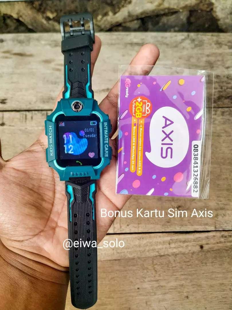 Smartwatch Anak Imo Z6 Pro Seri Warna Hijau 0