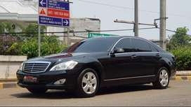 Mercedes Benz S350 NIK 2006 full spec km 30rb perfect Siap Pakai!!!