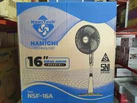 Gratis antar Kipas angin berdiri stand fan namichi NSF 16A-kaki bulat