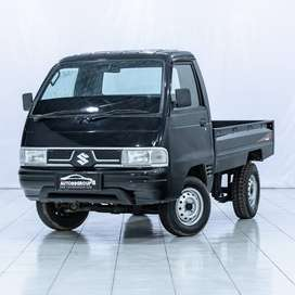 SUZUKI CARRY FUTURA PU BLACK 2018