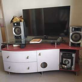 Cabinet for TV & Storage