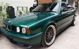 Jual BMW E34 520i thn 91