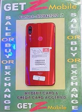 Mi Note 7s Red 4/64 GB