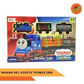 MAINAN REL KERETA THOMAS 2868 - Track Kereta Api Set
