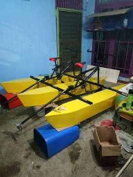 sepeda air gowes,wahana air murah,pabrik perahu air
