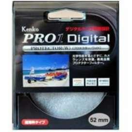 UV filter Lensa Kenko pro1 digital Lens DSLR 58mm 52mm 49mm