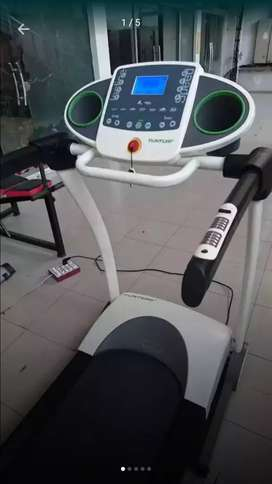 tuntari running machine