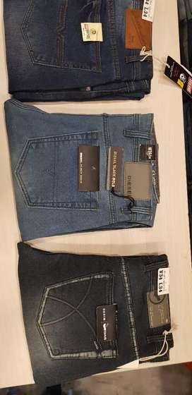 Denim jeans for sale at wholesale PRICE