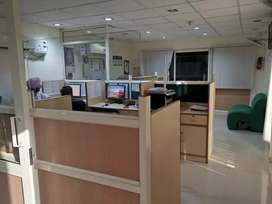 Godowns, offices, shops, showrooms furnished or unfurnished on rent