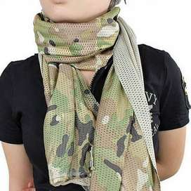 Tactical Camouflage Scarf Veil - TSO