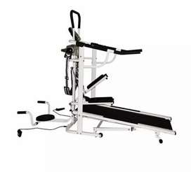 treadmill manual 6fungsi W-559 treadmil olahraga