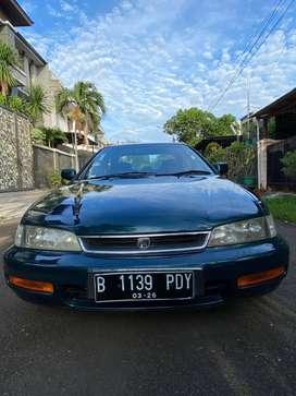 Honda Cielo SV46M Manual 1996