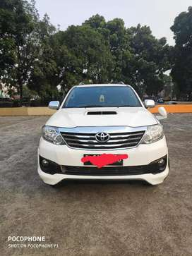Toyota fortuner trd sportivo manual