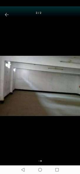 Basement available on rent for store or godown only