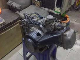4stroke scooty engine