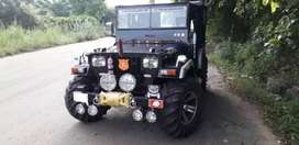 Toyota 2c enjan jeep