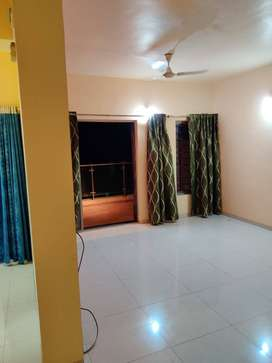 A 2 bhk flat is available for rent in nagala park kolhapur.