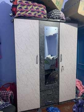3 door cupboard