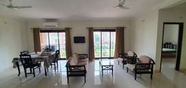Spacious furnished 4 bedroom flat . 5 min from mall de goa
