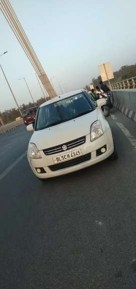 Swift Dzire 2010 VXI CNG ON RC.    Good condition