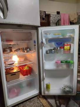 LG Fridge in excellent running condition , 2005 model