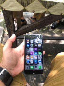 IPHONE 6 16GB GREY MURAH
