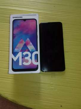 Samsung  m30 we purchased 14999 but i want to sell 12000 just 3month