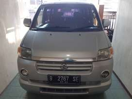 Suzuki APV GC 2006 Grey