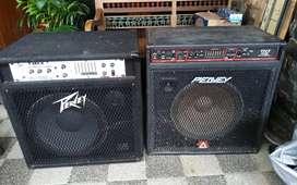 Ampli Bass Peavey TMAX115 dan TNT115 Made in USA