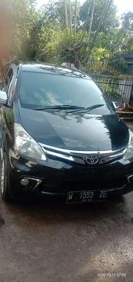 Toyota avanza 2013,tipe G