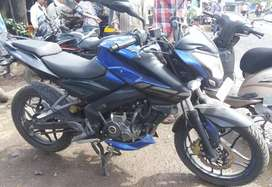 BANK TOWED BIKES ON LOAN WITH18000/- DOWNPAYMENT BAL ON EMI