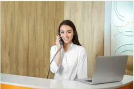 Need female office staffs