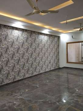 3 Bhk builder floor with covered parking for sale in Indirapuram