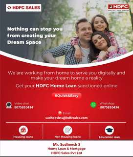 Housing loan from hdfc