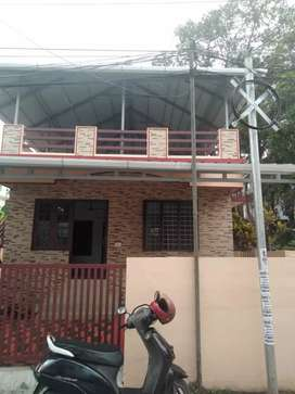 Palarivattom North Janatha Road 2 Bedroom Independent House For Rent