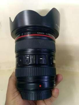Lensa canon 24-105 f4
