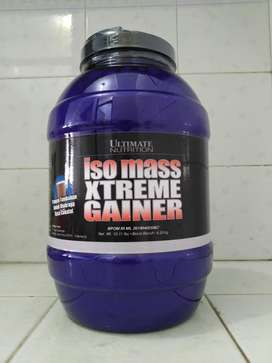 Ultimate Iso Mass Xtreme Gainer 10 Lbs / 10lb 10lbs isomass lb un whey