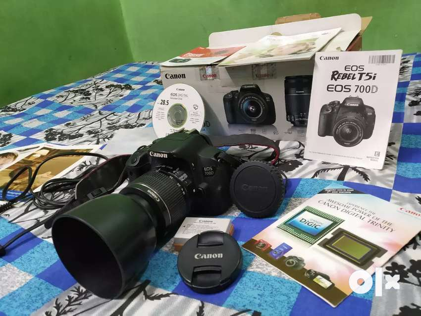 Canon 700d in brand new condition 0