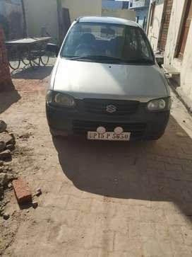 I want to sale alto car