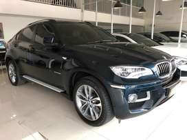 BMW X6 3.5 Xdrive  Facelift 2013 Black (Dark Blue) On Ivory KM 7 Rb
