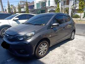 HONDA BRIO E CVT Model Baru Th 2018