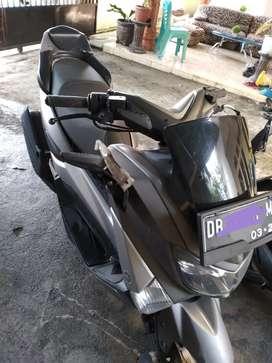 Dijual Motor Yamaha NMAX 2019