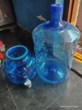 Water tin 500