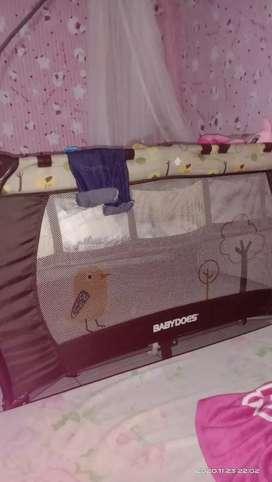 Tempat tidur bayi maharin aja 700rb