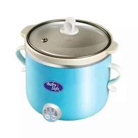 JUAL SLOW COOKER BABY SAFE MINUS POT KERAMIK