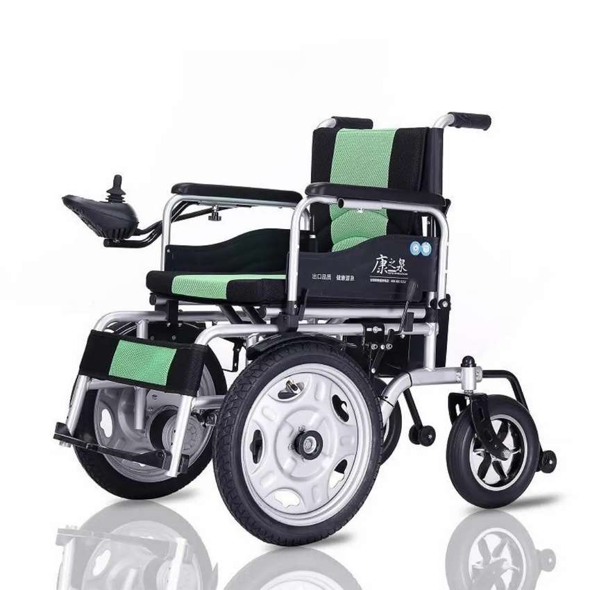 Electronic Wheelchair | Outdoor Model | FWD | Fresh Import 0