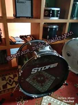"Bass drum 22"" storm"