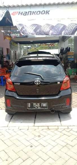 Yaris s limited at 2012 dp 13jt